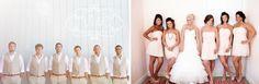Tan and Pink Wedding!