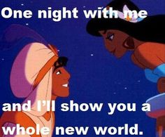 Tagged with top ten dirty disney pick up lines · funny pictures Disney Pick Up Lines, Pick Up Lines Funny, Funny Babies, Funny Kids, Flirting Quotes Dirty, Twisted Disney, Funny Mom Quotes, Funny Couples, Disney Quotes