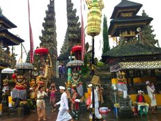 Ulun Danu Batur, Bali Temples