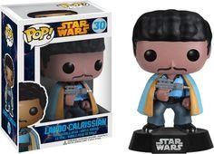 Star Wars - Lando Calrissian Pop! Vinyl Bobble Head Figure by Funko