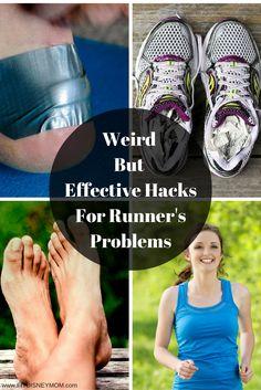 Running Tips: The Best Hacks for Runner's Problems!