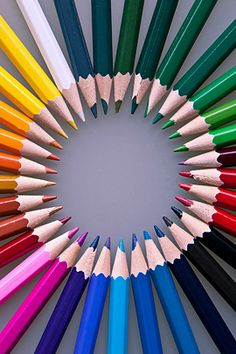 Brighten your world w/ color