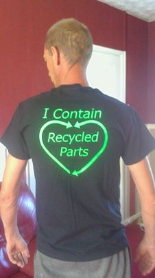 Using trash parts iconic symbols to represent our organs and i thin it's well thought and struck me immediately. Kidney Donor, Organ Transplant, Liver Cancer, Organ Donation, Kidney Health, Chronic Kidney Disease, In This World, Cricut, Life Lessons