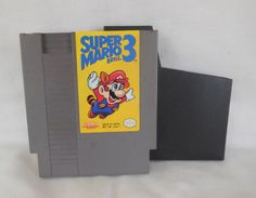"""SUPER MARIO BROS. 3"" NES NINTENDO VIDEO GAME. TESTED~GOOD WORKING CONDITION. WE WILL BE LISTING A FEW OTHER NINTENDO GAMES~WE ARE ALWAYS HAPPY TO COM... #video #game #bros #mario #super #nintendo"