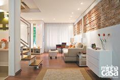 Após a ampla repaginação que durou sete meses, o imóvel de 120 m2 ficou mais claro, ventilado e espaçoso