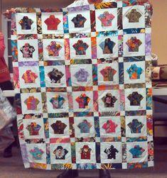 Hawaiian Shirt Quilt Pattern   Hawaiian Shirts