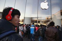 Apple recusou pedidos do governo chinês para aceder ao código fonte