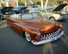 "Mercury ""Lead Sled"""