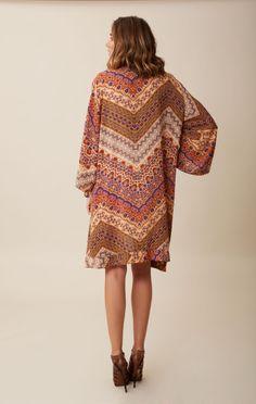 Kimonos - i see it becoming a thing. topanga kimono // Blu Moon #whatsnew #kimono