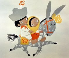 Childrens Atheneum: Illustrator of the Week - Mary Blair