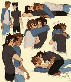 Read 💞 8 💞 from the story Klance pictures by Voltron_Fandom (I_ship_it) with reads. I found some really cute comics. Voltron Memes, Voltron Comics, Voltron Fanart, Form Voltron, Voltron Ships, Voltron Klance, Klance Cute, Klance Fanart, Klance Comics
