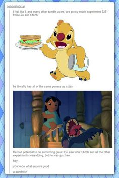 Talk About Being Powerful - The Meta Picture tumblr users #rube - #stitch
