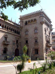 GUATEMALA |PALACIO DE LA POLICIA NACIONAL Ciudad de Guatemala: Como no te la imaginabas |