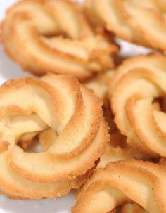 331543bd7b7f Food   Drink — the batter baker  Danish Butter Cookies