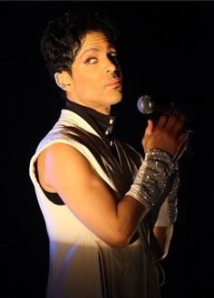 Replace a sad thought w/a sweet thought of Prince.
