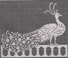 Dasmades version of Lords Prayer Filet Crochet Pattern 171