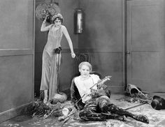 May McAvoy and Willard Lewis in The Passionate Quest . 1926