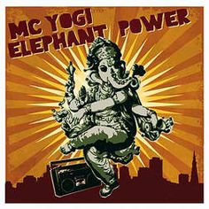 Elephant Power - MC Yogi CD