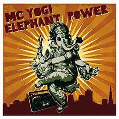 Elephant Power - MC Yogi CD