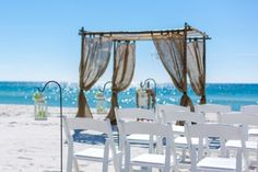 panama city beach wedding florida