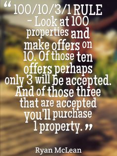 How To Get Into Investment Property (Ep66)