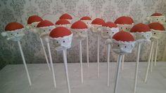 St. Nick cakepops