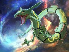 Rayquaza Pokemon Pins, Pokemon Fan Art, Pokemon Cards, Pokemon Dex, Mega Rayquaza, Pokemon Rayquaza, Pokemon Painting, Deadpool Pikachu, Cute Pokemon Wallpaper