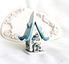 $18 Super Tiny Ceramic Fairy House