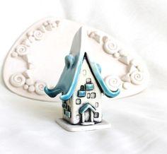 $18 Super Tiny Ceramic Fairy House