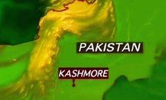 Paramilitary rangers gunned down in Kashmore