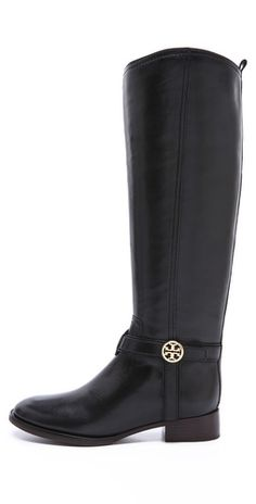 Tory Burch Bristol Riding Boots | SHOPBOP WANT!!!!!!!!