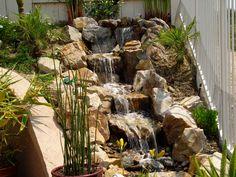 Natural Small Pondless Waterfalls - Bing Images