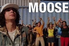 "For Everyone Who Is Attracted To Moose From ""Step Up"""