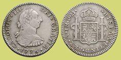 Real plata. Méjico, 1776