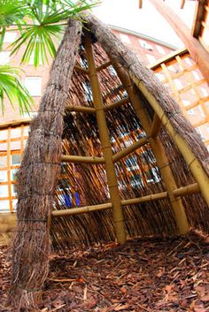 from the vault...bamboo wigwam