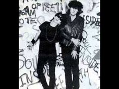 """Soft Cell, """"Where Did Our Love Go?"""" http://en.wikipedia.org/wiki/Soft_Cell"""