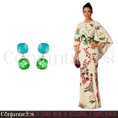 Pendientes Daniela con doble cristal azul y verde ★ 12'95 € en https://www.conjuntados.com/es/pendientes/pendientes-daniela-con-doble-cristal-azul-y-verde.html ★ #novedades #pendientes #earrings #conjuntados #conjuntada #joyitas #lowcost #jewelry #bisutería #bijoux #accesorios #complementos #moda #fashion #fashionadicct #picoftheday #outfit #estilo #style #GustosParaTodas #ParaTodosLosGustos