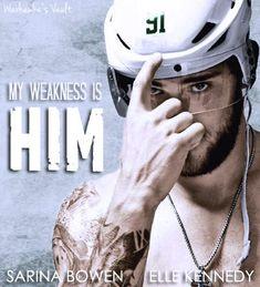 Him (Him by Sarina Bowen & Elle Kennedy Favorite Book Quotes, Elle Kennedy, Book 1, Teaser, Romance, Author, My Love, Logan, Hockey
