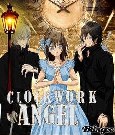young adult graphic novels - Clockwork Angel