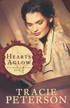 Hearts Aglo, by Tracie Peterson. A Readalike for Beverly Lewis.