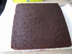 Old Fashioned Chocolate Cake - The Kitchen Magpie