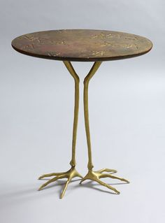 Meret Oppenheim 1973 m.o.table2