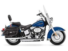 Harley-Davidson Heritage Softail Classic (2006)