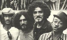 Pessoas incríveis juntas | Fagner, Moraes Moreira, Zé Ramalho e Jackson do...