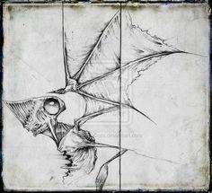 Wingspan by ShawnCoss.deviantart.com on @DeviantArt