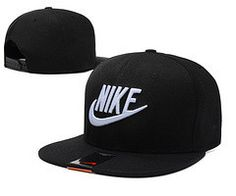 """""""Life will forever present us with tough decisions."""" Nike Snapback Black - $15 at www.OneGlobalMall.com"""