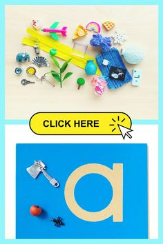 Buy a set of Mini Language Objects to Teach Letter Sounds + Phonics! This Montessori material helps your 3-4 year old hear beginning sounds of words. Then use sandpaper letters to show what the alphabet sounds look like. How to Teach Kids to Read Montessori   Montessori Activities Preschool Alphabet Homeschool Ideas   Alphabet Activities for 3 Year Olds Hands On   Montessori Materials Language Curriculum Phonemic Awareness Activities #montessori #phonics Alphabet Activities Kindergarten, Letter Sound Activities, Preschool Phonics, Homeschool Preschool Curriculum, Alphabet Phonics, Montessori Activities, Alphabet Sounds, Letter Sounds, Sandpaper Letters