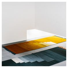 """styletaboo: """"Norm Architects - Showroom for &tradition All The Way To Paris - Another Rug for & Tradition [2014] """""""