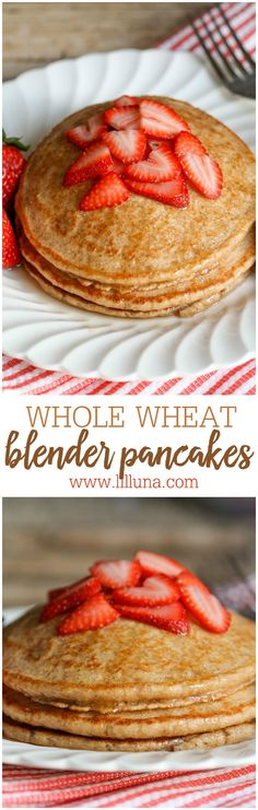 Whole Wheat Blender