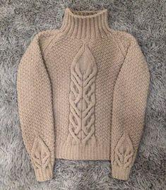 Джемпера, пуловеры спицами | Вязание для всей семьи - Part 9